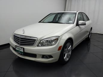 Used 2010 Mercedes-Benz C 300 4MATIC Sport