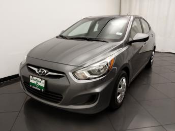 2014 Hyundai Accent GLS - 1030192609