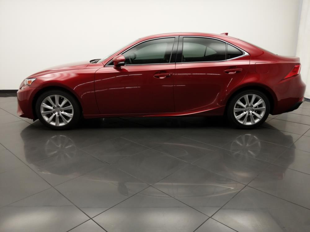 2015 Lexus IS 250  - 1030192636