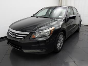 2012 Honda Accord EX - 1030192737