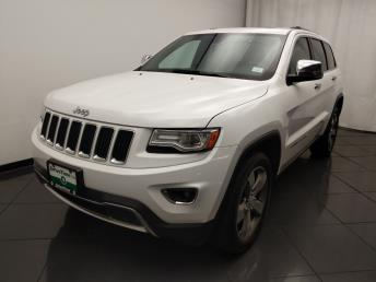 2014 Jeep Grand Cherokee Limited - 1030192758