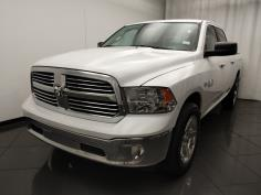 2013 Ram 1500 Crew Cab Big Horn 5.5 ft