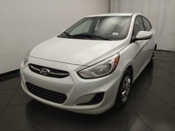 2015 Hyundai Accent GLS - 1030192783