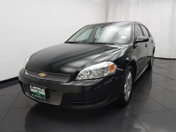 2016 Chevrolet Impala Limited LT - 1030192829