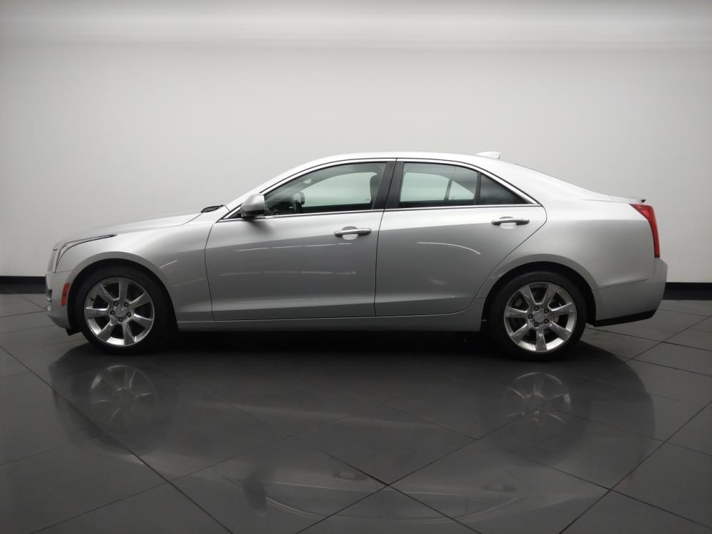2016 Cadillac ATS 2.5L - 1030192925
