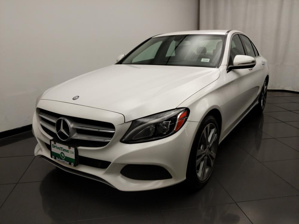 2015 mercedes benz c 300 4matic for sale in atlanta for Mercedes benz dealers atlanta