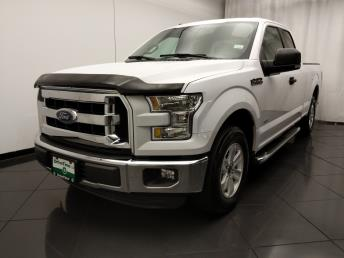 2015 Ford F-150 Super Cab XLT 6.5 ft - 1030193003