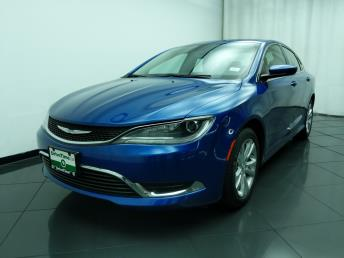 2015 Chrysler 200 Limited - 1030193055