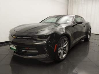 Used 2017 Chevrolet Camaro