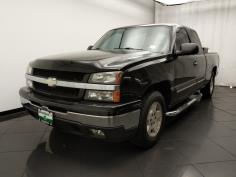 2007 Chevrolet Silverado 1500 Extended Cab LS 6.5 ft