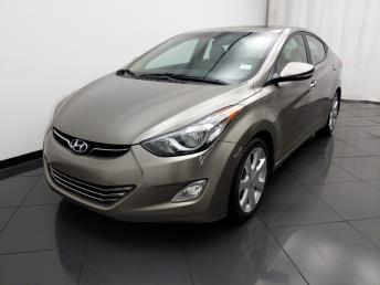 2013 Hyundai Elantra Limited - 1030193151