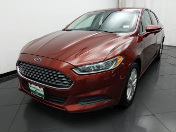 2014 Ford Fusion SE - 1030193166
