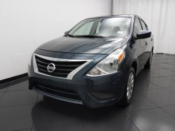 2017 Nissan Versa S - 1030193178
