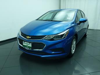 2017 Chevrolet Cruze LT - 1030193183