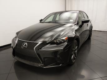 2014 Lexus IS 250  - 1030193218