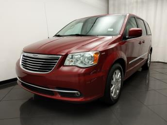 2014 Chrysler Town and Country Touring - 1030193231