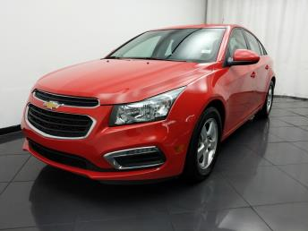 2016 Chevrolet Cruze Limited 1LT - 1030193345
