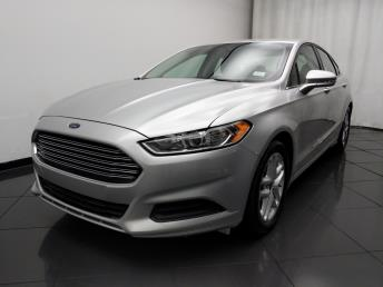 2016 Ford Fusion SE - 1030193425