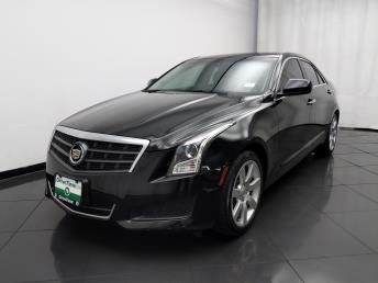 2013 Cadillac ATS 2.5L - 1030193428