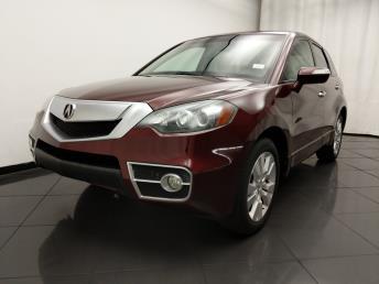 2011 Acura RDX  - 1030193430