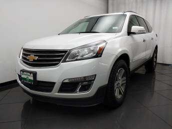 2017 Chevrolet Traverse LT - 1030193595
