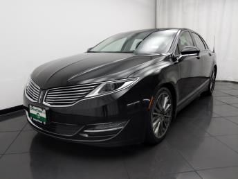 2014 Lincoln MKZ  - 1030193612