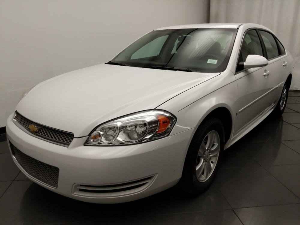 2014 Chevrolet Impala Limited LS - 1030193639