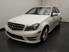 2014 Mercedes-Benz C 300 4MATIC Sport