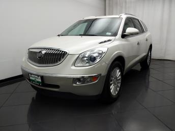 2011 Buick Enclave CXL - 1030193697