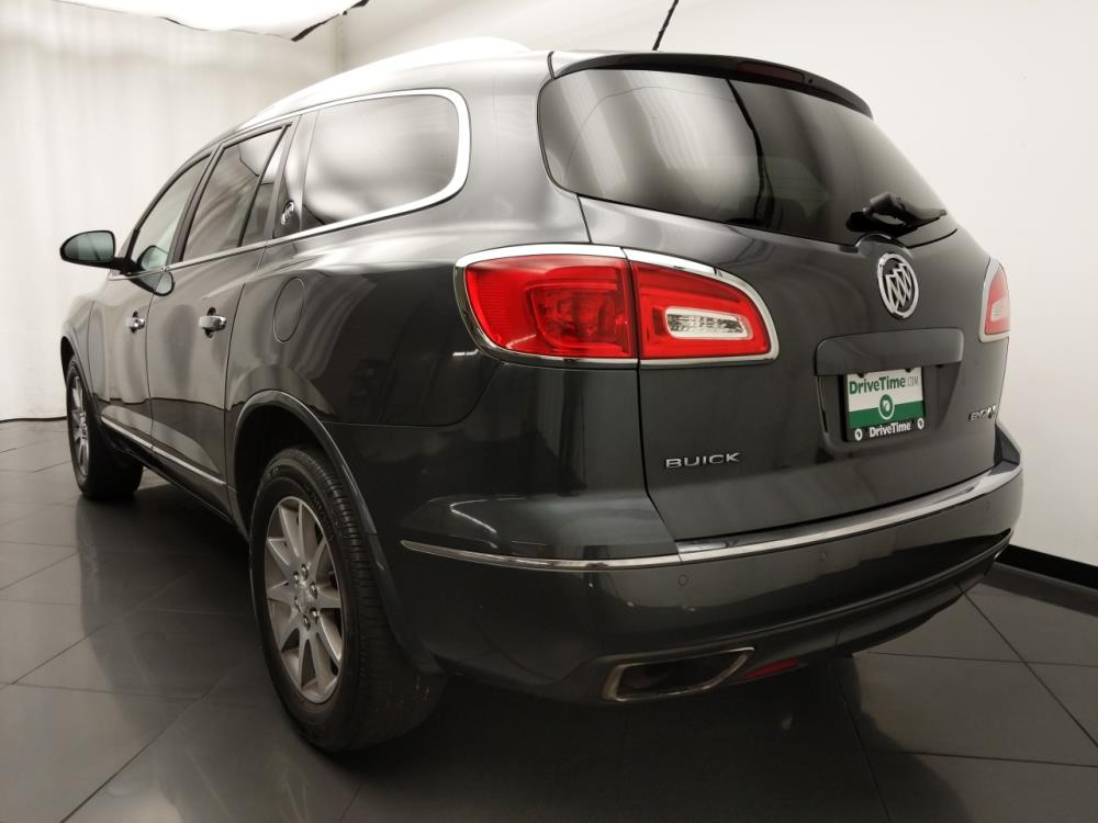 in sale bc for awd leather buick inventory large used enclave