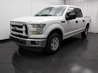 2017 Ford F-150 SuperCrew Cab XLT 5.5 ft - 1030193722