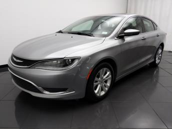 2015 Chrysler 200 Limited - 1030193744