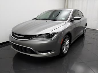 2016 Chrysler 200 Limited - 1030193745