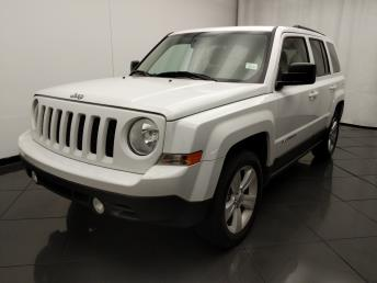 2016 Jeep Patriot Latitude - 1030193776