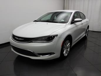 2016 Chrysler 200 Limited - 1030193838