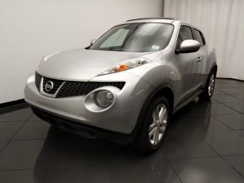 2013 Nissan JUKE SV - 1030193864