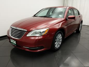 2013 Chrysler 200 Touring - 1030193894