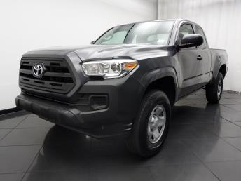 2017 Toyota Tacoma Access Cab SR 6 ft - 1030193923