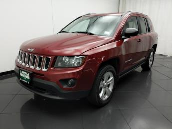 2016 Jeep Compass Sport - 1030194000