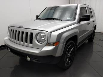 2014 Jeep Patriot Latitude - 1030194004