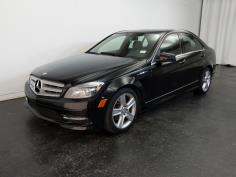 2011 Mercedes-Benz C300 4MATIC Sport