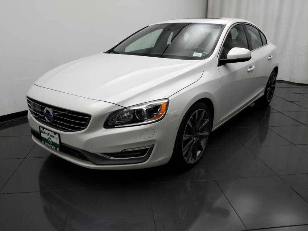 2015 Volvo S60 T6 Platinum - 1030194033