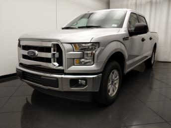 2017 Ford F-150 SuperCrew Cab XLT 5.5 ft - 1030194037