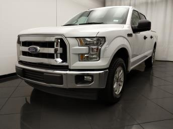 2017 Ford F-150 SuperCrew Cab XLT 5.5 ft - 1030194041
