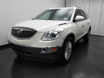 2012 Buick Enclave Leather - 1030194066