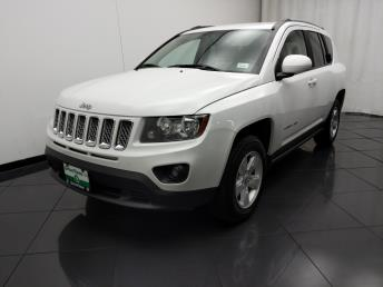 Used 2016 Jeep Compass