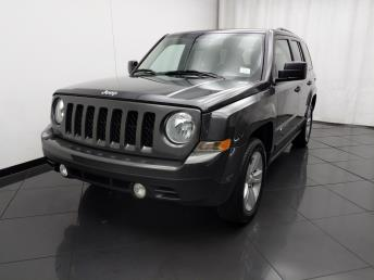 2017 Jeep Patriot Latitude - 1030194174