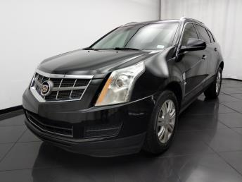 2012 Cadillac SRX  - 1030194187