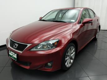 2012 Lexus IS 250  - 1030194204