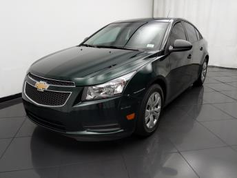 2014 Chevrolet Cruze LS - 1030194219